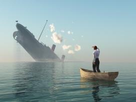 sinkingboat